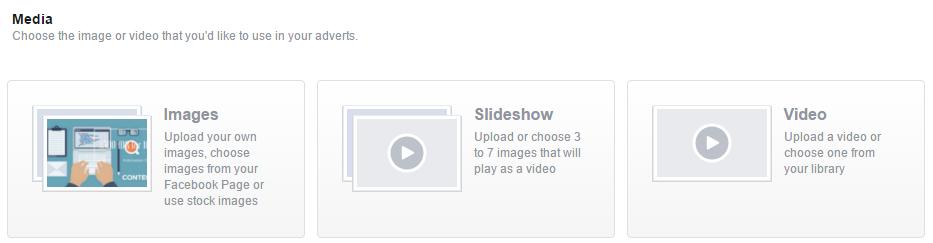 Masukkan gambar video atau slideshow