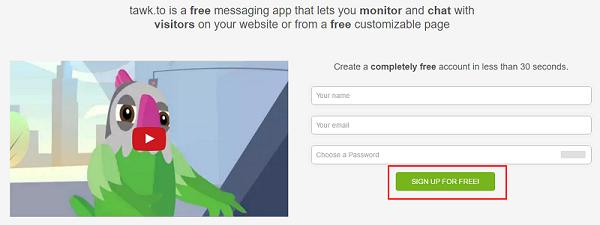 Cara Memasang Aplikasi Chatting di Website