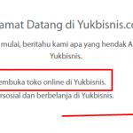Cara Membuat Toko Online Gratis