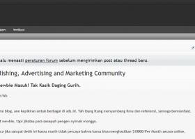 Belajar Bisnis Online di Ads id