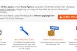 Bisnis Tiket Pesawat Online Melalui Media Blog